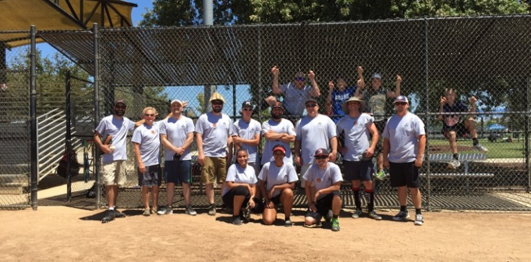 AFSA Annual Firefighters Burn Institute Softball Tournament